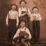 Cavendish-Teakean Family History