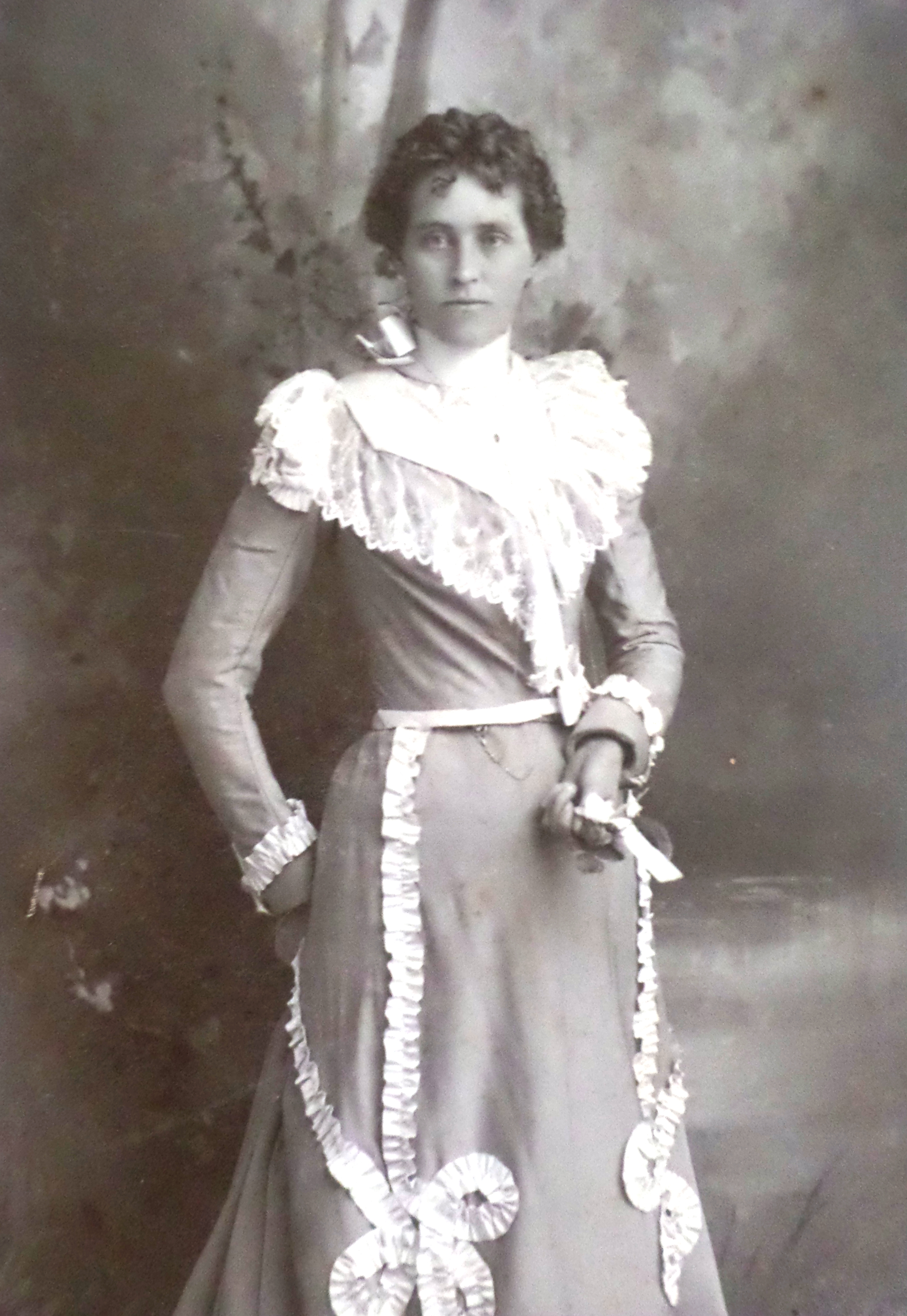 Louisa Emeline (Dunning) Gleason