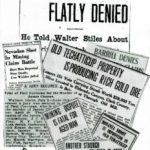 Finding Uncle Walter – Mining and Murder in Searchlight